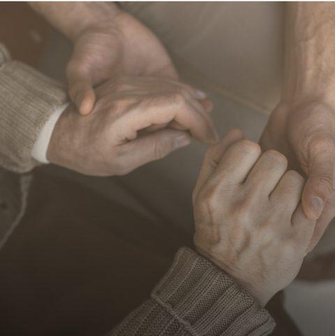 Duelo por la pérdida de un esposo (a)